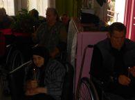 Подробнее: Дом-интернат посетил настоятель свято Ильинского храма