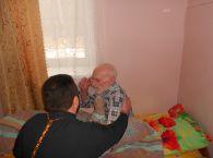 Подробнее: Посещения дома-интерната волонтерами Шумячского района