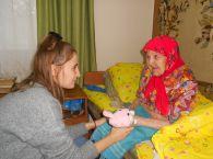 Подробнее: Студенецкий дом - интернат посетили волонтеры из благотворительного фонда «Старость в радость»