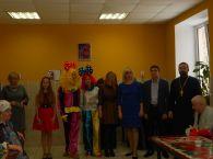 Подробнее: Волонтеры из МБУДО «Центр развития творчества детей и юношества» посетили СОГБУ