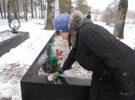 Подробнее: Возложение цветов к памятнику воинам-освободителям
