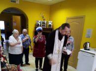 Подробнее: Пасхальное богослужение в Студенецком доме-интернате