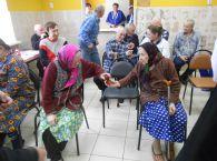 Подробнее: Пасхальный визит волонтеров 17 апреля 2017